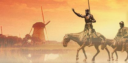 don quixote art image