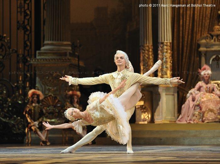 Peter Tchaikovsky Quot Sleeping Beauty Quot Choreography Yuri
