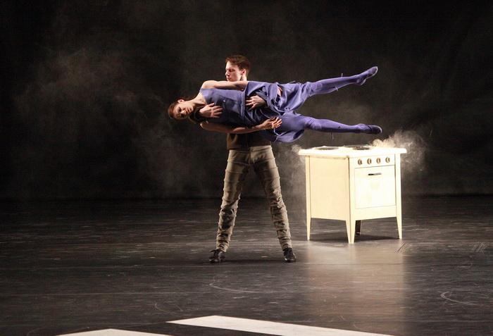 Bolshoi Theatre Ballet Quot The Rite Of Spring Quot Choreographer