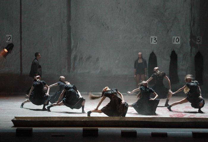 "Bolshoi Theatre Ballet ""The Rite of Spring"" Choreographer ..."