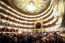 Bolshoi theatre Main (Historic) Stage - The Auditorium (Hall)