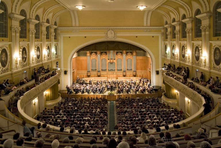 Moscow State Conservatory (Grand Hall), Russia