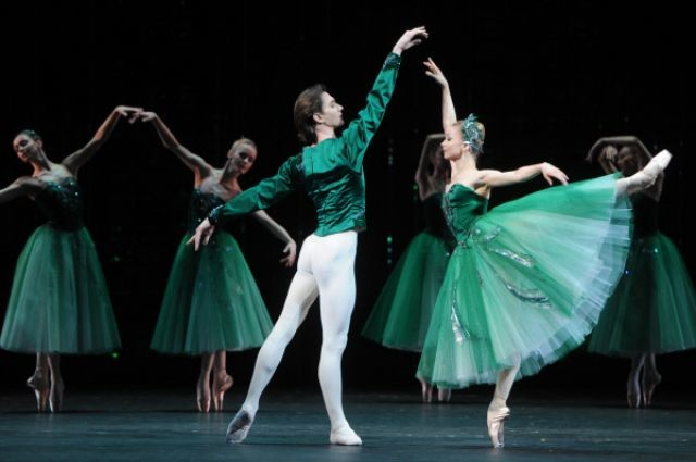Moscow Stanislavsky Ballet, Moscow, Russia